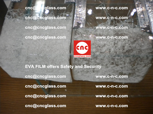 EVA Film Laminated Glass offers Safety and Security (3)
