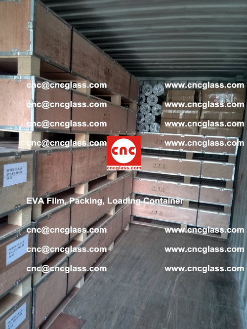 EVA Film, Package, Loading Container, Laminated Glass, Safety Glazing (13)