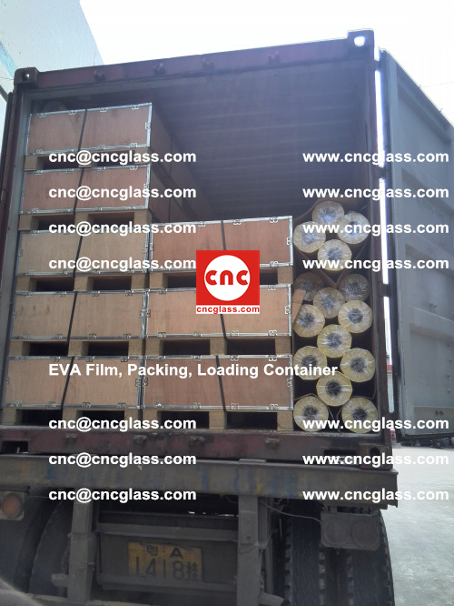 EVA Film, Package, Loading Container, Laminated Glass, Safety Glazing (18)
