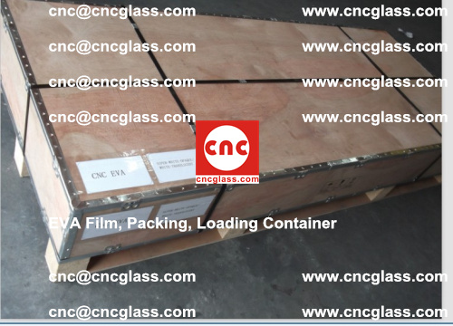 EVA Film, Package, Loading Container, Laminated Glass, Safety Glazing (25)