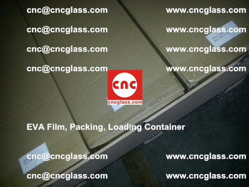 EVA Film, Package, Loading Container, Laminated Glass, Safety Glazing (27)