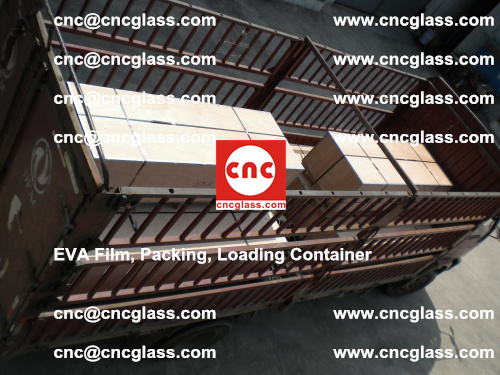 EVA Film, Package, Loading Container, Laminated Glass, Safety Glazing (3)