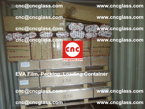 EVA Film, Package, Loading Container, Laminated Glass, Safety Glazing (31)