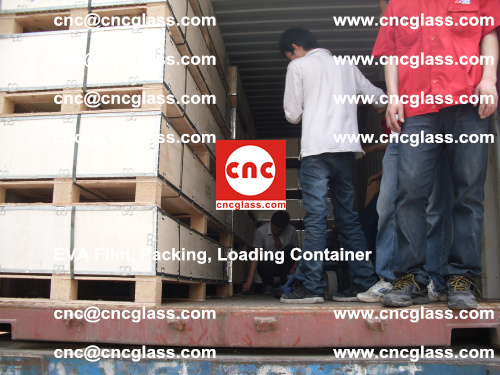 EVA Film, Package, Loading Container, Laminated Glass, Safety Glazing (5)
