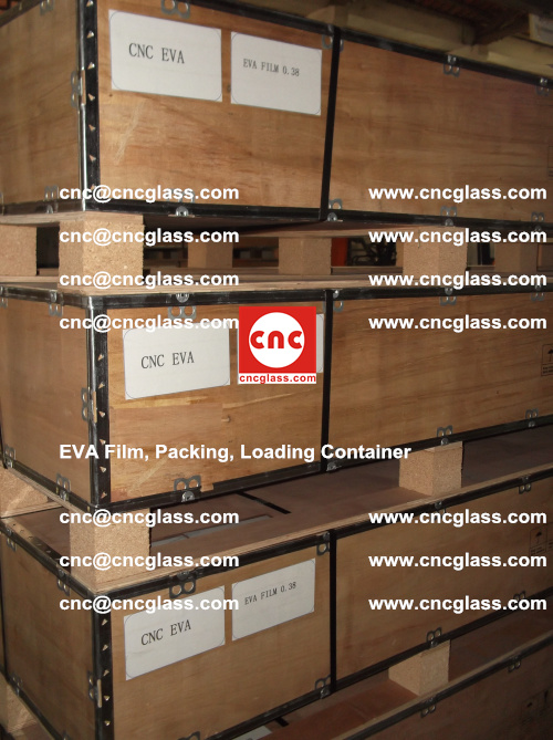 EVA Film, Package, Loading Container, Laminated Glass, Safety Glazing (50)