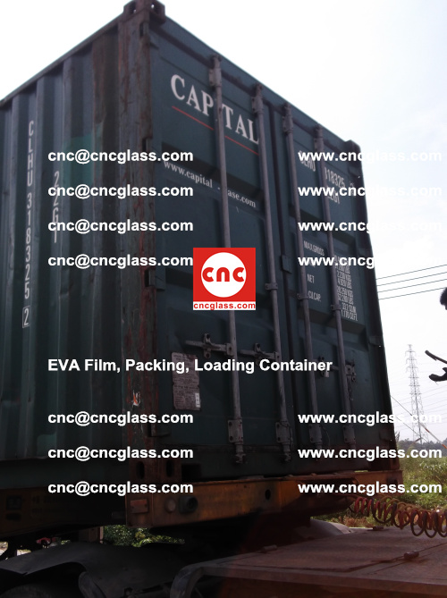 EVA Film, Package, Loading Container, Laminated Glass, Safety Glazing (56)