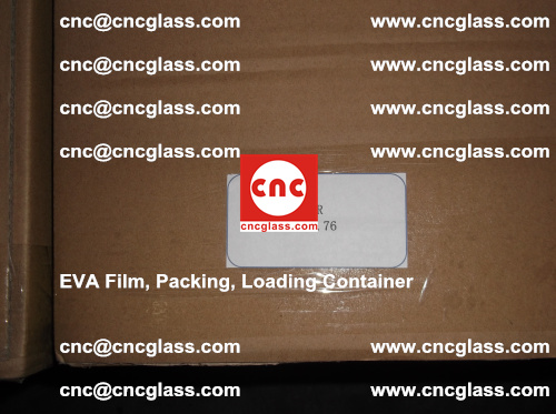 EVA Film, Package, Loading Container, Laminated Glass, Safety Glazing (58)