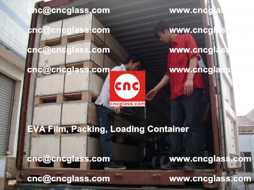 EVA Film, Package, Loading Container, Laminated Glass, Safety Glazing (6)