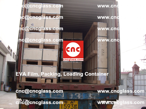 EVA Film, Package, Loading Container, Laminated Glass, Safety Glazing (7)