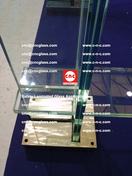 Safety laminated glass, safety glazing, EVA FIlm, Glass Interlayer (101)