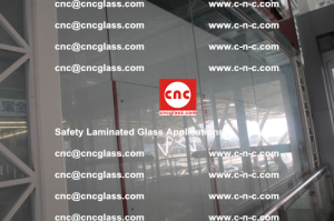 Safety laminated glass, safety glazing, EVA FIlm, Glass Interlayer (12)