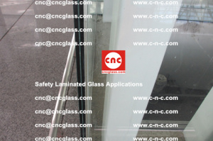 Safety laminated glass, safety glazing, EVA FIlm, Glass Interlayer (14)