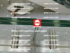 Safety laminated glass, safety glazing, EVA FIlm, Glass Interlayer (19)
