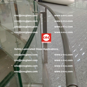 Safety laminated glass, safety glazing, EVA FIlm, Glass Interlayer (21)