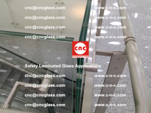 Safety laminated glass, safety glazing, EVA FIlm, Glass Interlayer (26)