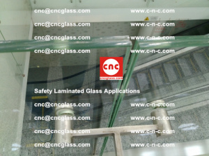 Safety laminated glass, safety glazing, EVA FIlm, Glass Interlayer (30)