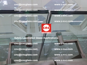 Safety laminated glass, safety glazing, EVA FIlm, Glass Interlayer (36)