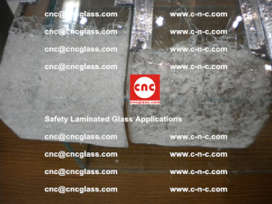 Safety laminated glass, safety glazing, EVA FIlm, Glass Interlayer (4)