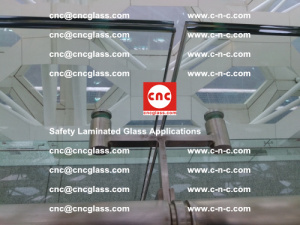 Safety laminated glass, safety glazing, EVA FIlm, Glass Interlayer (40)