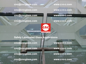Safety laminated glass, safety glazing, EVA FIlm, Glass Interlayer (42)