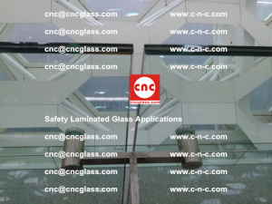 Safety laminated glass, safety glazing, EVA FIlm, Glass Interlayer (43)