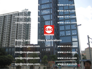 Safety laminated glass, safety glazing, EVA FIlm, Glass Interlayer (5)