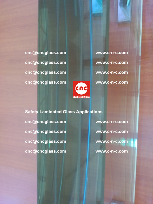 Safety laminated glass, safety glazing, EVA FIlm, Glass Interlayer (54)