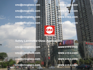 Safety laminated glass, safety glazing, EVA FIlm, Glass Interlayer (6)