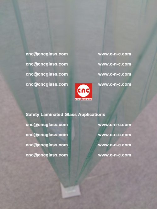 Safety laminated glass, safety glazing, EVA FIlm, Glass Interlayer (66)