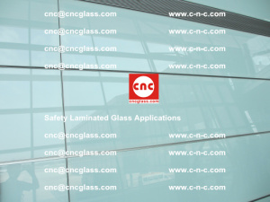 Safety laminated glass, safety glazing, EVA FIlm, Glass Interlayer (7)