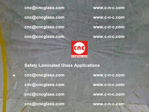 Safety laminated glass, safety glazing, EVA FIlm, Glass Interlayer (73)