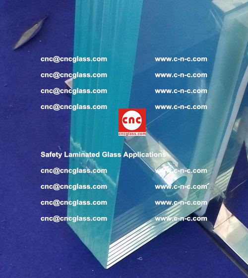Safety laminated glass, safety glazing, EVA FIlm, Glass Interlayer (76)