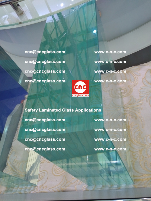 Safety laminated glass, safety glazing, EVA FIlm, Glass Interlayer (79)