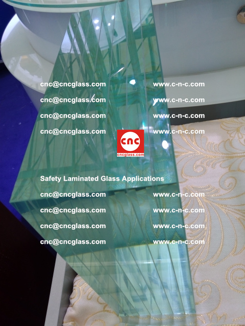 Safety laminated glass, safety glazing, EVA FIlm, Glass Interlayer (84)