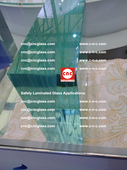 Safety laminated glass, safety glazing, EVA FIlm, Glass Interlayer (88)