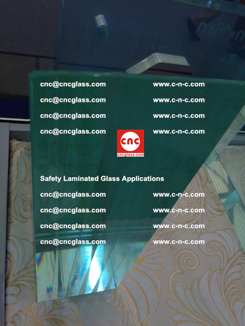 Safety laminated glass, safety glazing, EVA FIlm, Glass Interlayer (93)