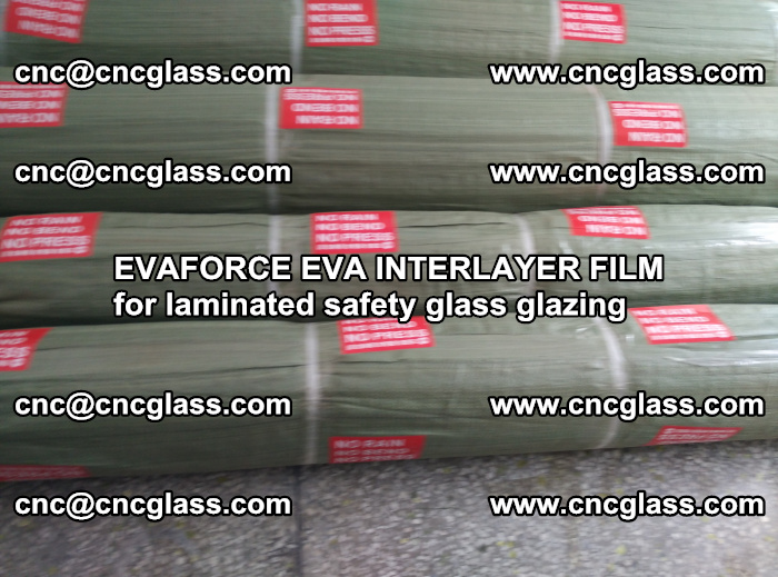 EVAFORCE EVA INTERLAYER FILM for laminated safety glass glazing (53)