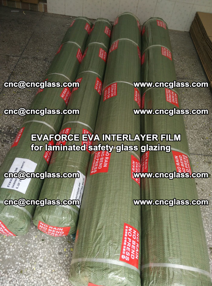 EVAFORCE EVA INTERLAYER FILM for laminated safety glass glazing (59)