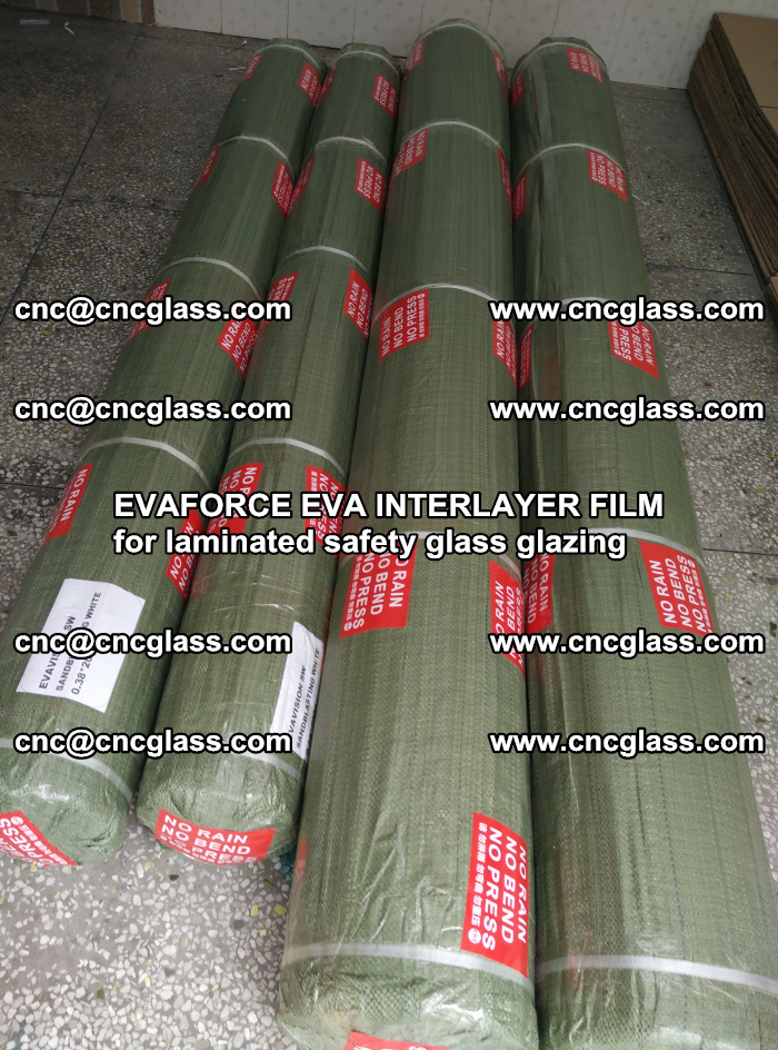 EVAFORCE EVA INTERLAYER FILM for laminated safety glass glazing (71)