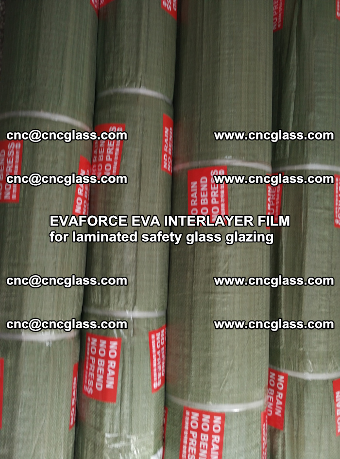 EVAFORCE EVA INTERLAYER FILM for laminated safety glass glazing (78)
